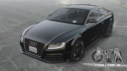 Audi RS5 2011 v2.0 para GTA 4