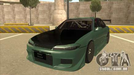 Proton Wira with s15 front end para GTA San Andreas