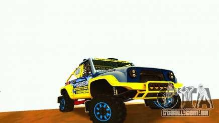 UAZ 31514 Rally para GTA San Andreas