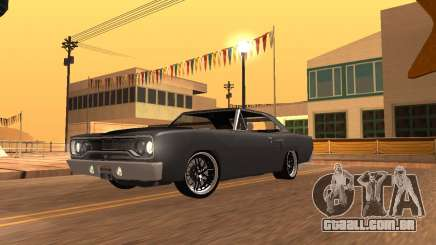 Plymouth Road Runner 1970 para GTA San Andreas