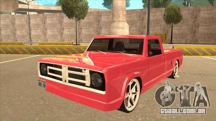 Modified Sadler para GTA San Andreas