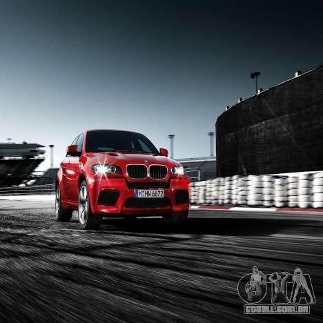 Tela de boot do BMW para GTA 4 nono tela