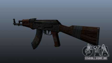 AK-47 v2 para GTA 4 segundo screenshot