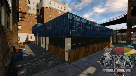 Garagem para GTA 4 segundo screenshot