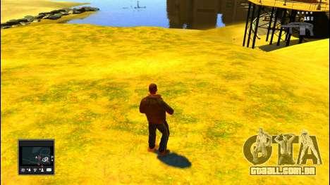 GTA V Radar para GTA 4 segundo screenshot