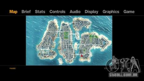 Map-Radar-HUD Pack para GTA 4 segundo screenshot