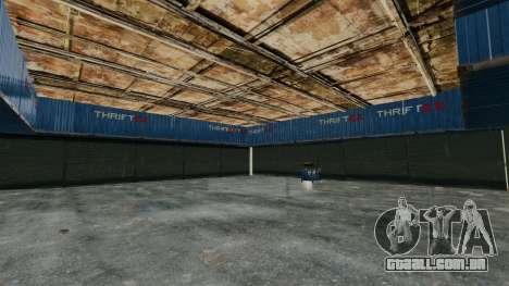 Garagem para GTA 4 terceira tela