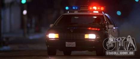 Carro de polícia sirene do GTA III para GTA San Andreas