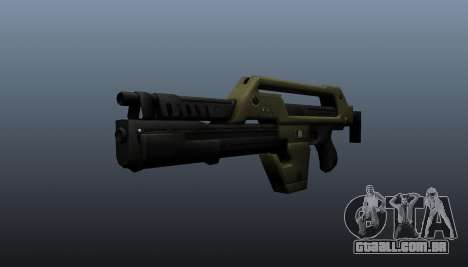 Rifle M41A L-E-N assassino para GTA 4