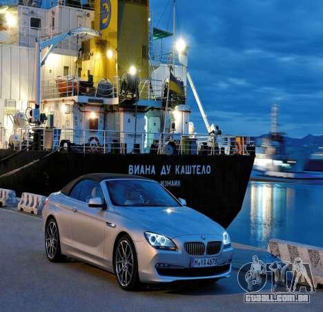 Tela de boot do BMW para GTA 4 terceira tela