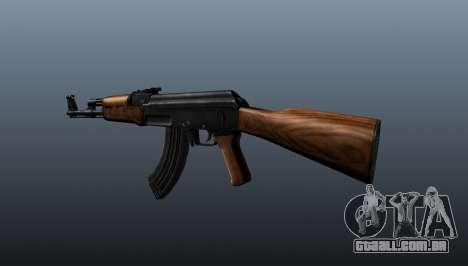 AK-47 v2 para GTA 4 segundo screenshot