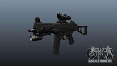 UMP45 metralhadora v1 para GTA 4