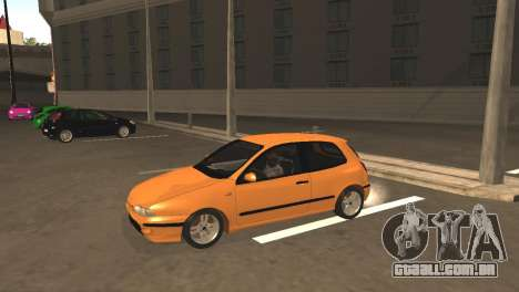 Fiat Bravo 16v para GTA San Andreas