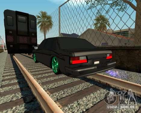 Tonificado Premier V2 para GTA San Andreas vista direita