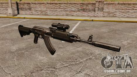 AK-47 (tático) para GTA 4