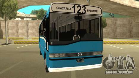 Mercedes-Benz OHL-1320 Linea 123 para GTA San Andreas esquerda vista