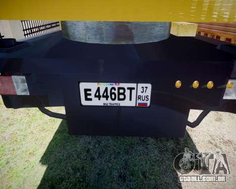 MAZ 500 festa KS3577-4-5 para GTA 4 vista direita