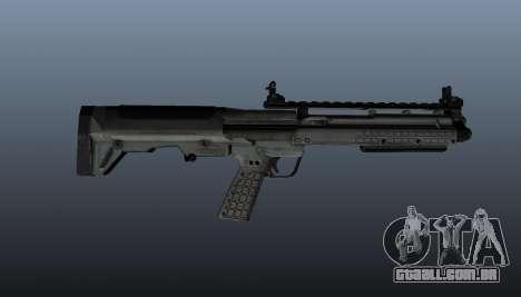 Kel-Tec KSG espingarda 12 v2 para GTA 4 terceira tela