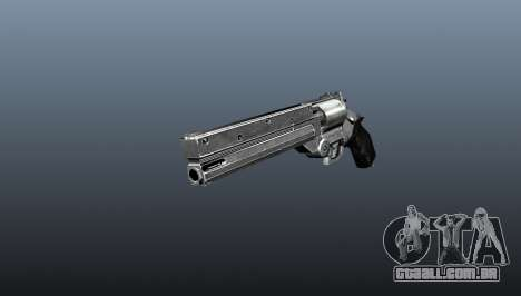 Trigun Revolver para GTA 4