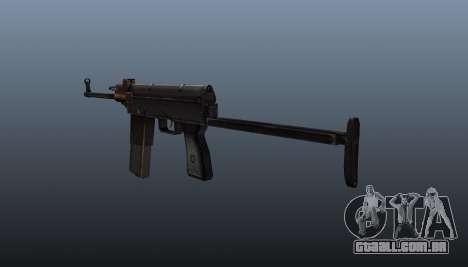 China 79 metralhadora SMG tipo para GTA 4 segundo screenshot