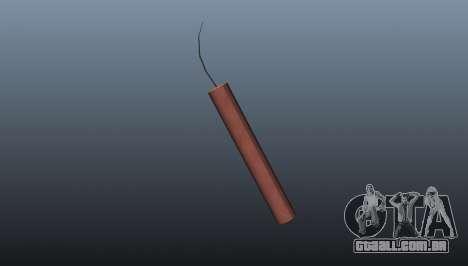 Dinamite para GTA 4 segundo screenshot