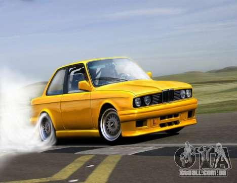 Tela de boot do BMW para GTA 4 segundo screenshot