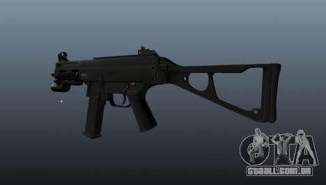 UMP45 metralhadora v2 para GTA 4 segundo screenshot