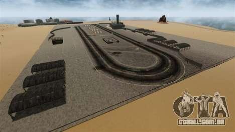 Destino cidade deserta para GTA 4 terceira tela