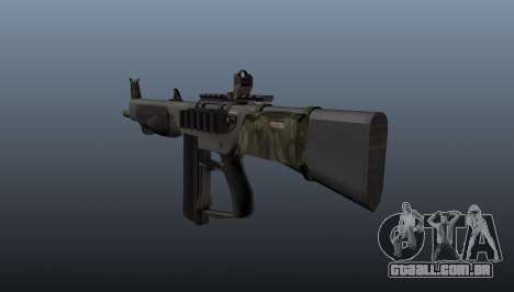A shotgun AA-12 para GTA 4 segundo screenshot