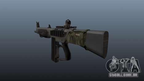 A shotgun AA-12 para GTA 4 segundo screenshot