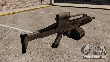 Automática HK XM8 v3 para GTA 4 segundo screenshot