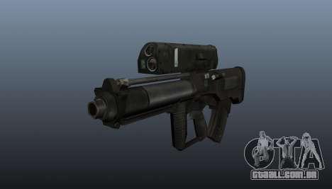 O lançador de granadas XM-25 para GTA 4