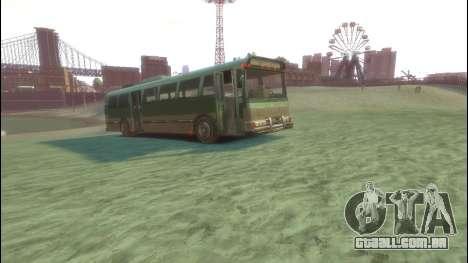Ônibus de GTA 5 para GTA 4