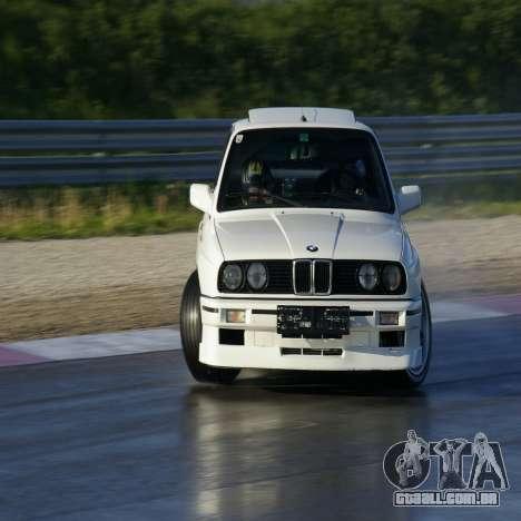Tela de boot do BMW para GTA 4 quinto tela