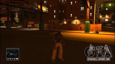 GTA V Radar para GTA 4 terceira tela