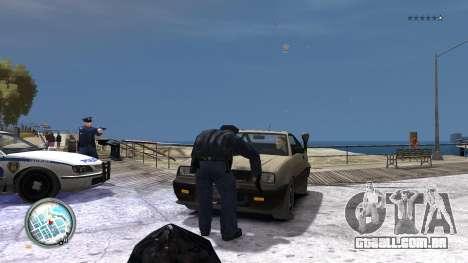 Map-Radar-HUD Pack para GTA 4 sétima tela