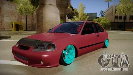 Honda Civic EK9 Drift Edition para GTA San Andreas