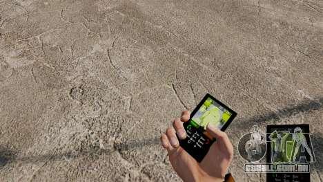 Tema para o seu telefone Android para GTA 4