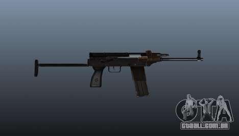 China 79 metralhadora SMG tipo para GTA 4 terceira tela
