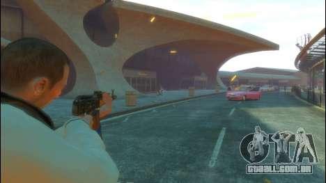 AKS-47 para GTA 4 quinto tela