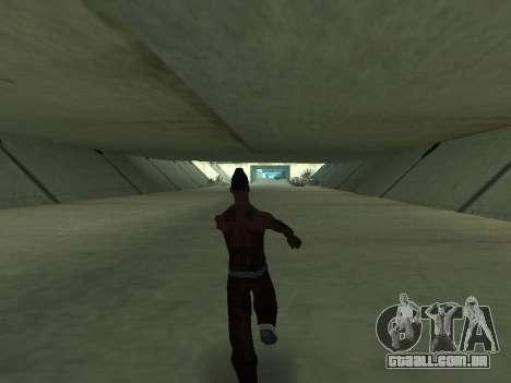 Eles dançam para GTA San Andreas terceira tela