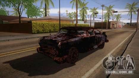 New Glenshit para GTA San Andreas vista interior