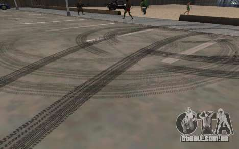 GTA V to SA: Realistic Effects v2.0 para GTA San Andreas sexta tela