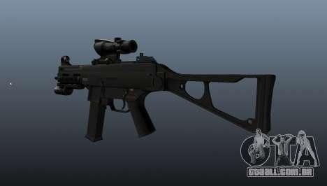 UMP45 metralhadora v1 para GTA 4 segundo screenshot