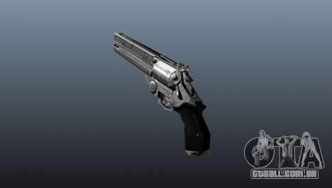 Trigun Revolver para GTA 4 segundo screenshot
