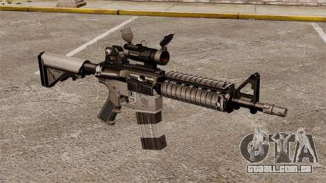 Automáticos carabina M4 CQBR v2 para GTA 4