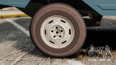 LuAZ-13021 para GTA 4 vista de volta