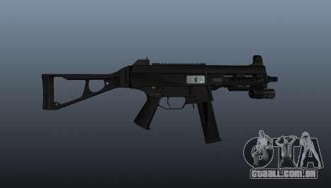 UMP45 metralhadora v2 para GTA 4 terceira tela
