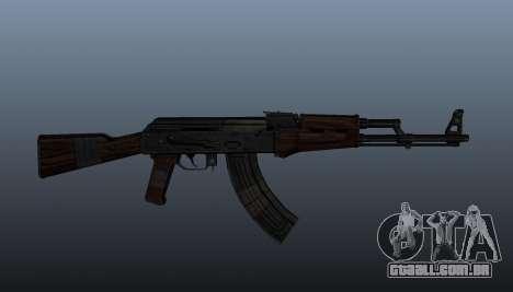 AK-47 v2 para GTA 4 terceira tela