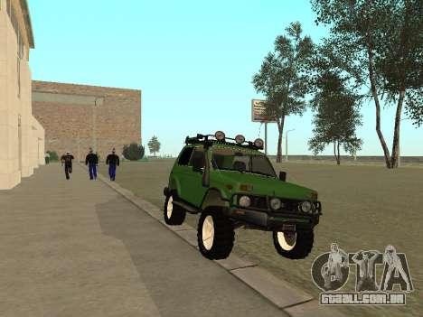 VAZ 21213 Niva 4x4 Off Road para GTA San Andreas